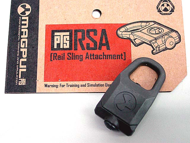 RSA-Rail Sling Attachment
